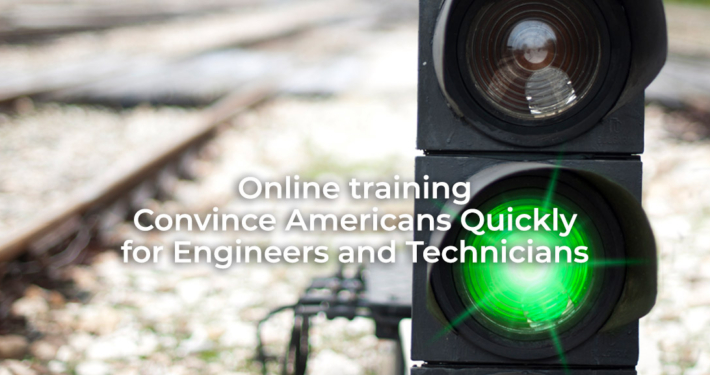 Online training Convince Americans Quickly